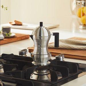 Alessi Pulcina Espresso Coffee Maker Moka Pot